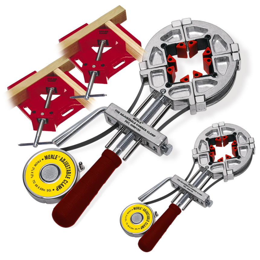 Merle Clamp / Can-Do Clamp Combo Set