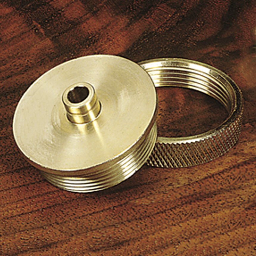 Brass Template Guides