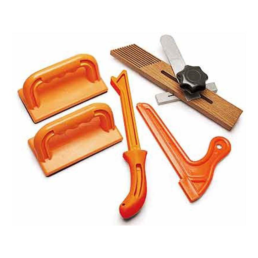 Shop Safety Kit 5 Piece