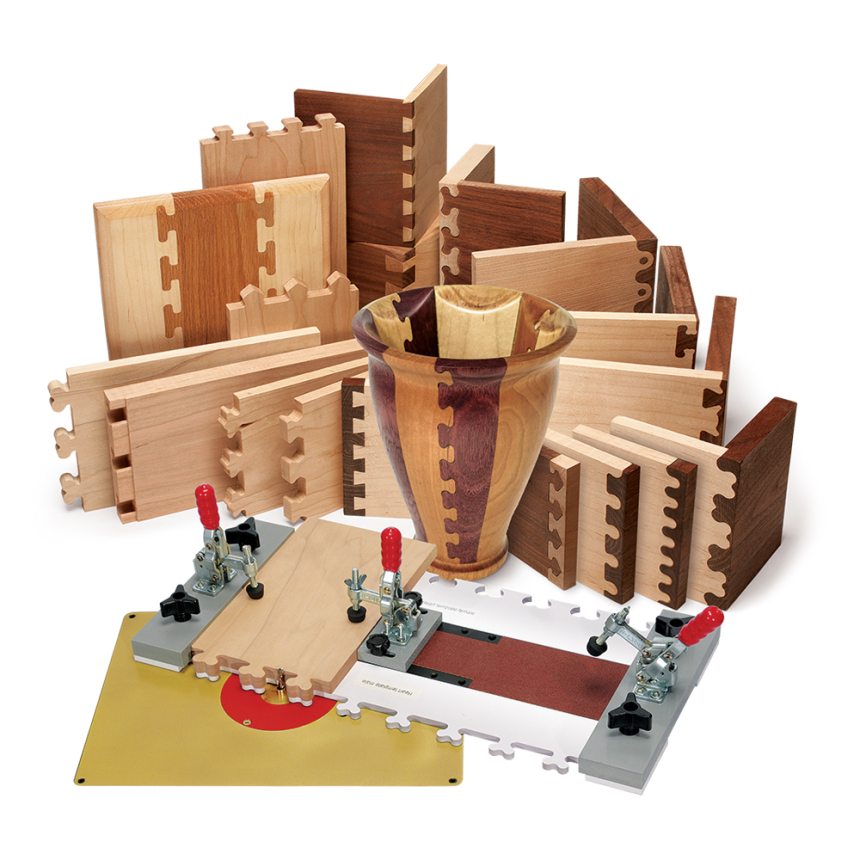 Fast Joint Precision Joinery System & Accessories