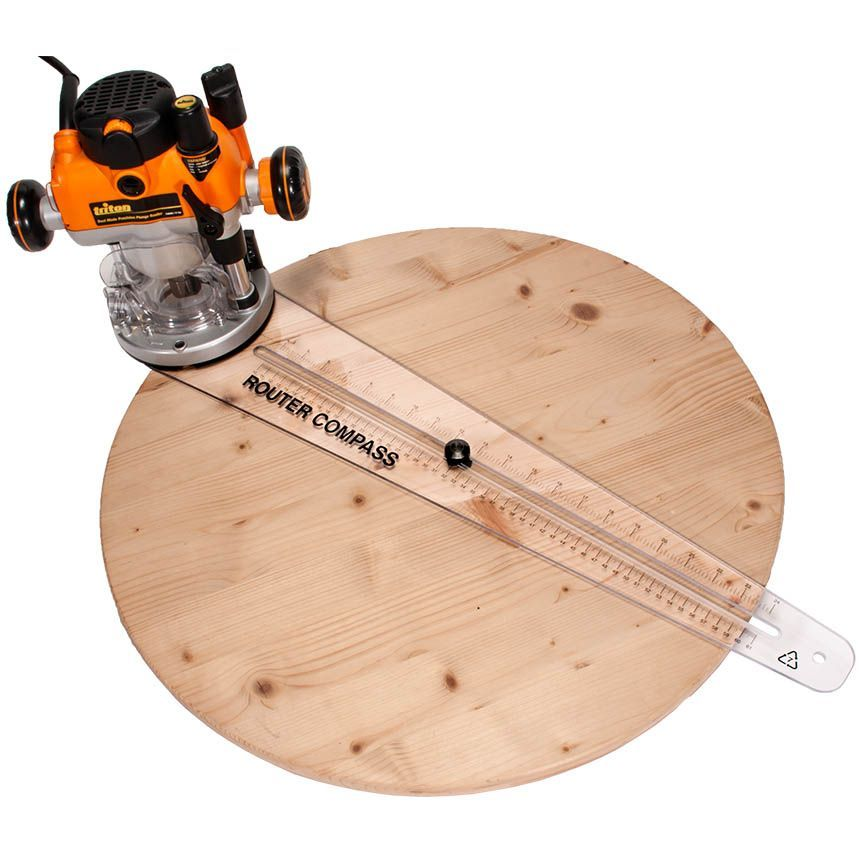 Router Compass Adjustable Circle Jig