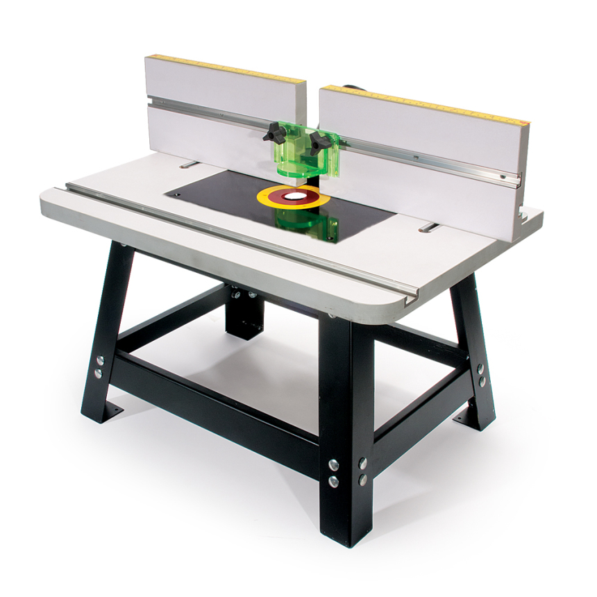 Heavy Duty Bench Top Router Table