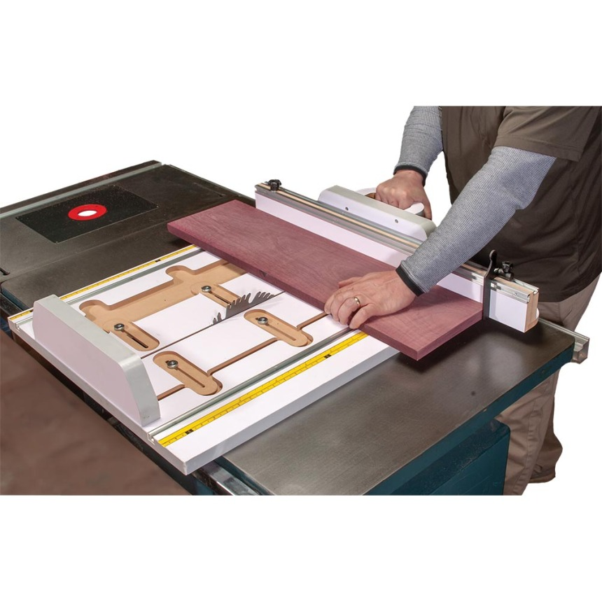 Multiform Crosscut Sled & Multiform Box Joint System