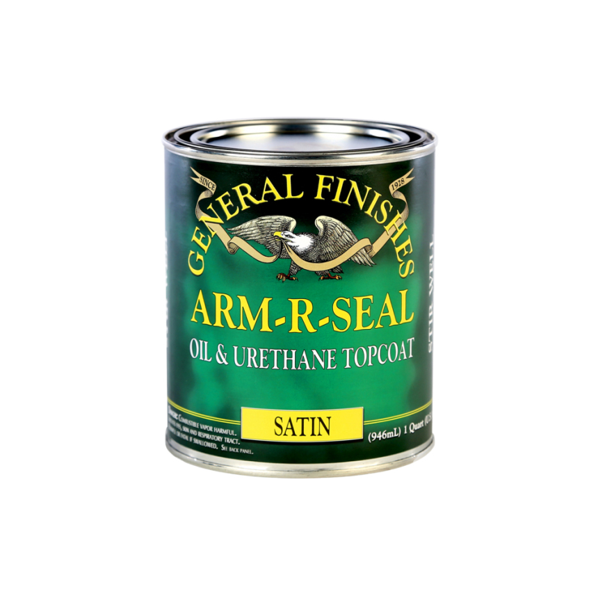 Arm-R-Seal Oil-Based Topcoats