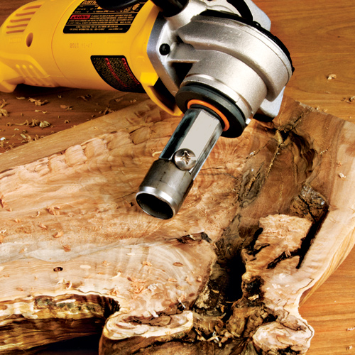 Denker HD 5/8 Rotary Carver, Denker Carving Tools: Eagle ...