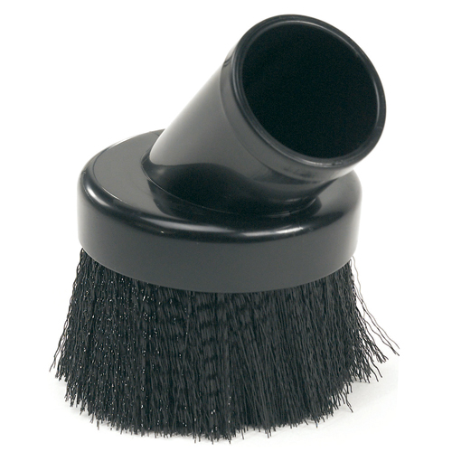 "Round Brush with 1-1/4"" Connection"