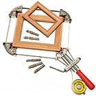 Clamp and Frame Set