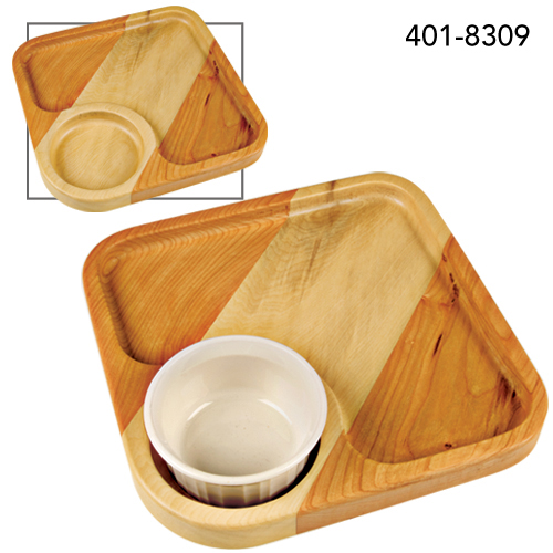 Router Templates | Square Tray Template Bowl Tray Eagle America