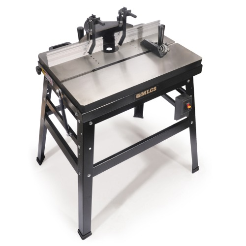 HEAVYWEIGHT Router Table and Fence