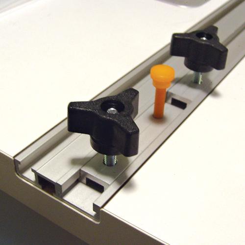 Miter T-Track Accessory  Kit