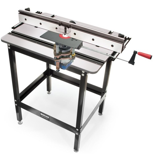 ULTIMATE U-Turn Router Table System