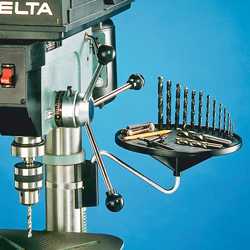 Drill Press Utility Tray