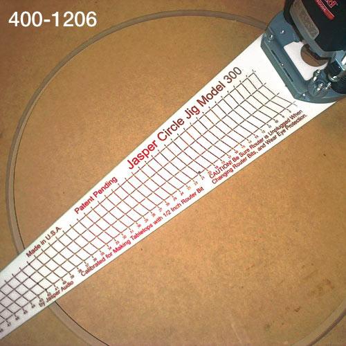 Adjustable Circle Cutting Jig - Large