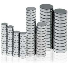 80 pcs Rare Earth Magnets Set