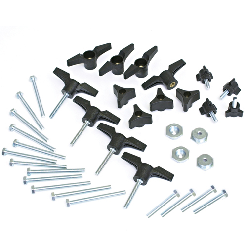 36 Piece Jig & Fixture Hardware Kit