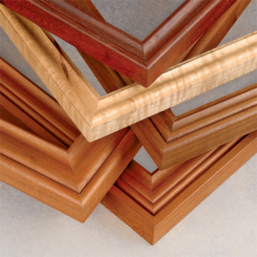 Picture Frame / Cornice Molding Router Bits