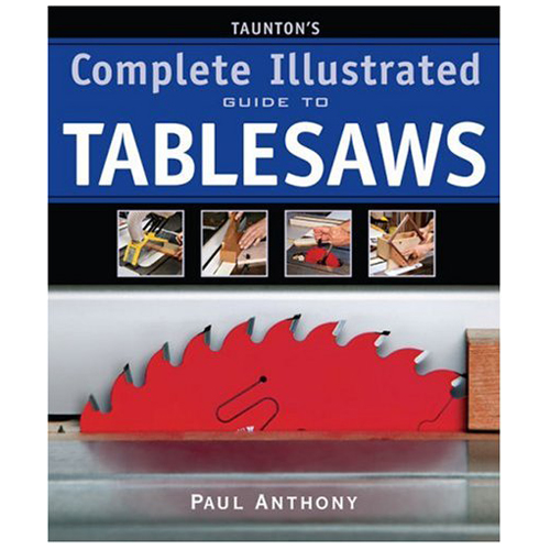 Illustrated Guide To Tablesaws