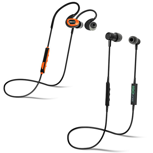 b284671cf5c ISOtunes Bluetooth Noise-Isolating Earbuds, Safety: Eagle America