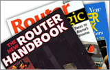 Router Books & DVD's