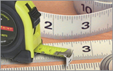 Rules, Rulers & Tape Measures