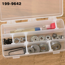 35-Piece Router Bit Survival Kit & Accessories
