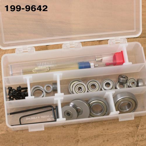 35-Piece Router Bit Survival Kit & Accessories