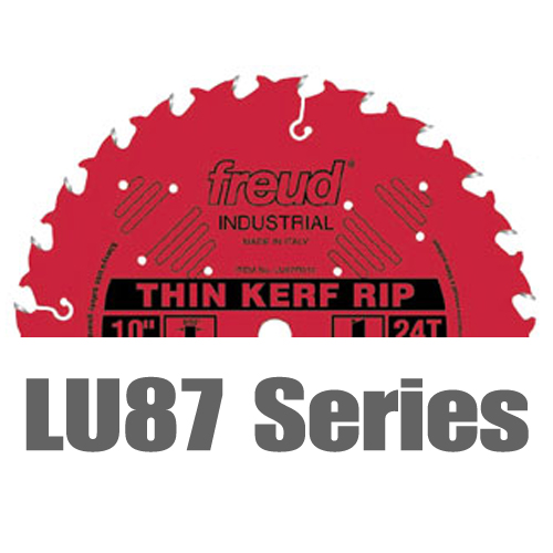 Thin Kerf Rip Table Saw Blades