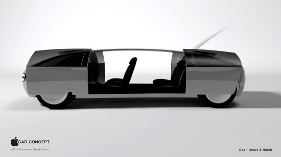 EI_apple driverless car