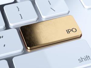 Golden IP Button Keyboard