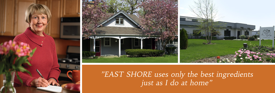 About East Shore
