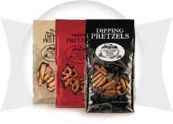 Pretzels for Dipping and Snacking
