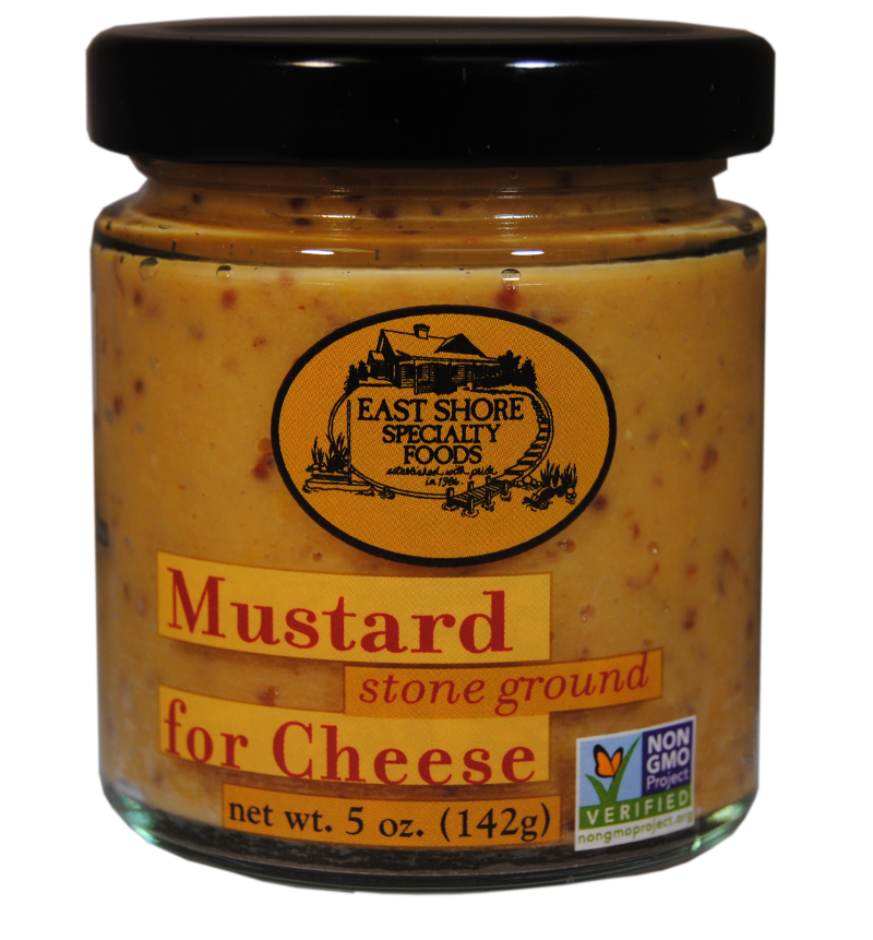 Mustard for Cheese Stone Ground