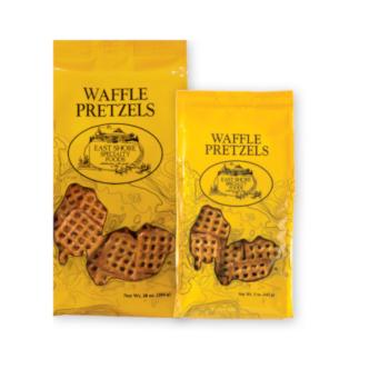 Waffle Pretzels