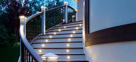 LED Deck Lights