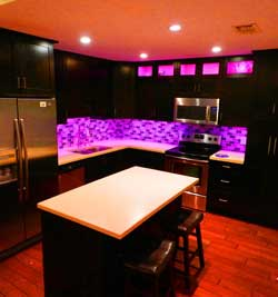 LED Light Bulbs & Fixtures, Color Changing & Single Color