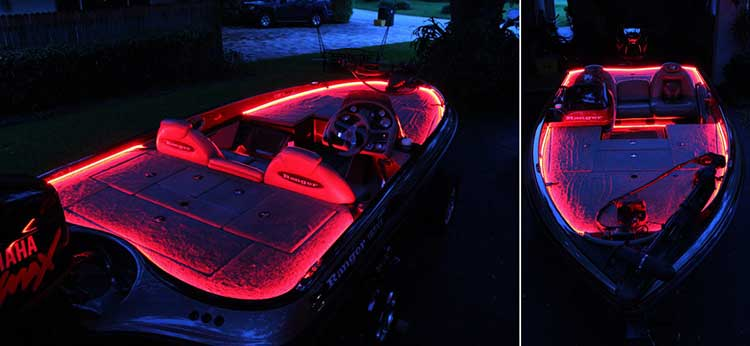 LED Boat Lighting & LED Applications for your Boat Yacht Houseboat Sailboat or any ...