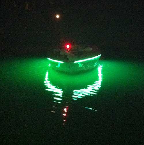 wholesale dealer 644c1 78eaf LED Applications for your Boat, Yacht, Houseboat, Sailboat ...