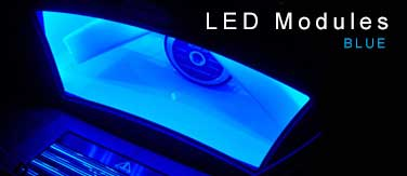 Blue LED Modules