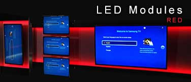 Red LED Modules