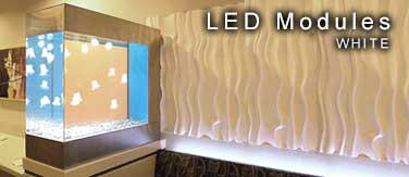 White LED Modules