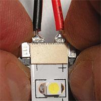 Secure LED