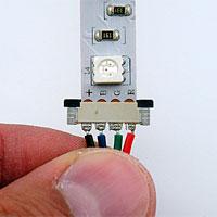 Led Tutorials Rgb Led Strip Light Quick Connectors