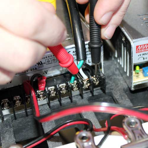 LED Troubleshooting - LED Power Supply Issues