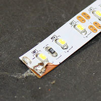 Don't overheat solder