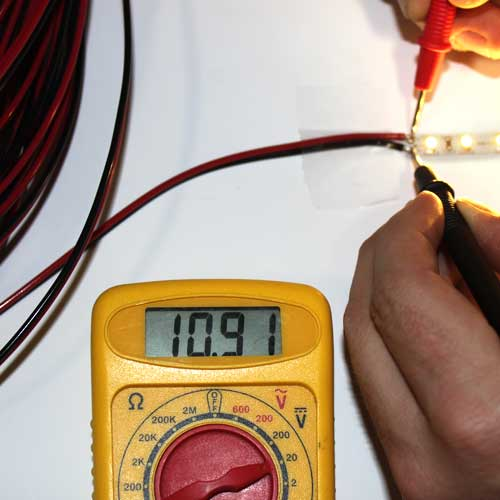 Magnificent How To Use A Voltage Multimetet To Troubleshoot An Led Installation Wiring Cloud Brecesaoduqqnet