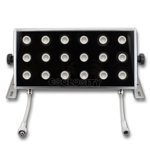 12 inch RGB LED Wallwasher 24V