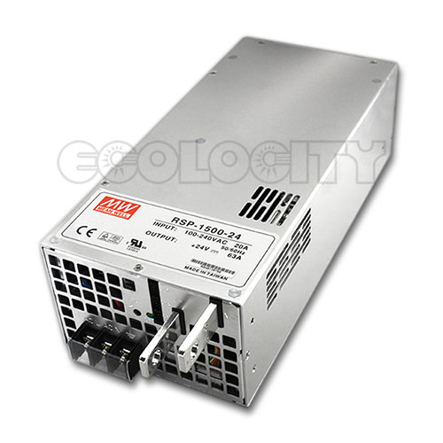 1500W Mean Well LED Power Supply 24VDC for LED Lights