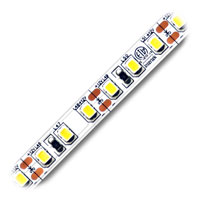 Ribbon Star Max 2835, CRI 90+, White LED Strip Light - ETL 12VDC