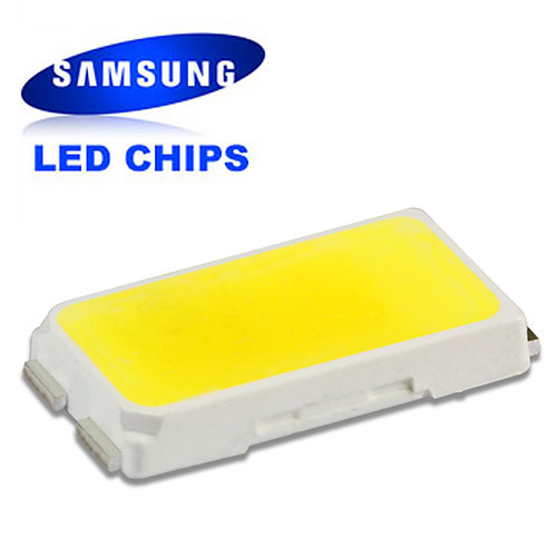 Samsung 3 Chip White LED Module - 12VDC for Signs and Displays