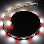 4 color strip light red